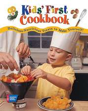 Kids' First Cookbook