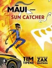 Māui -- Sun Catcher