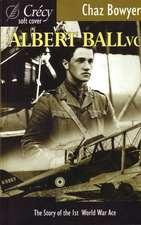 Albert Ball vc:  The British Pacific Fleet, 1944-45