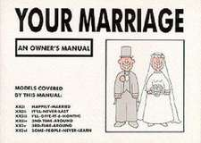 Baxendale, M: Your Marriage