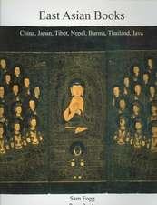 East Asian Books:  China, Japan, Tibet, Nepal, Burma, Thailand, Java