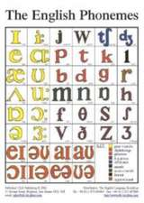 The English Phonemes in Colour