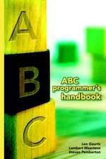 ABC Programmer's Handbook