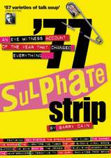 '77 Sulphate Strip:  An Eyewitness Account of the Year That Changed Everything