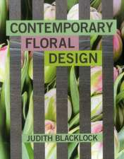 Contemporary Floral Design
