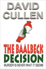 The Baalbeck Decision
