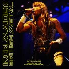 Iron Maiden:  British Metal