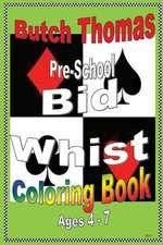 Pre-School Bid Whist Coloring Book