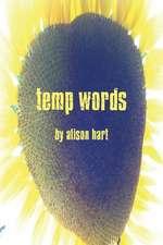 Temp Words