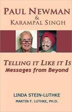 Paul Newman & Karampal Singh