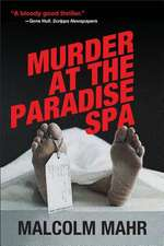 Murder at the Paradise Spa