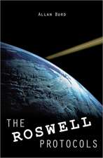 The Roswell Protocols:  Silas Hill - A Horror Thriller