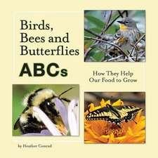 Birds, Bees and Butterflies ABCs