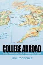 College Abroad