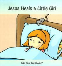 Baby Bible Board Books:  Stories of Jesus