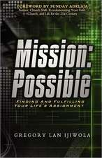 Mission:  Finding and Fulfilling Your Life's Assignment