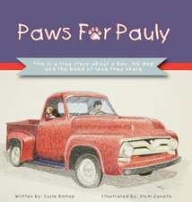 Paws for Pauly