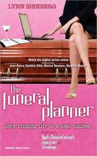 The Funeral Planner:  40 Days to a Better Marriage [With CD]