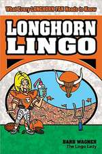 Longhorn Lingo