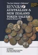 Renniks Australian & New Zealand Tokens Values:  1st Edition