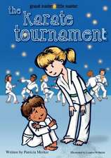Grand Master Little Master:  The Karate Tournament