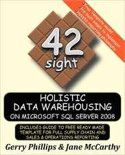 Holistic Data Warehousing on Microsoft SQL Server 2008