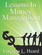 Lessons in Money Management