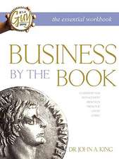 Business by the Book Workbook