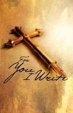 For You I Write - Prayer Journal