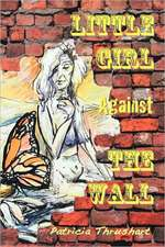 Little Girl Against the Wall