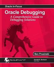 Oracle Debugging:  The Definitive Reference