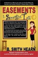 Easements in Straight Talk