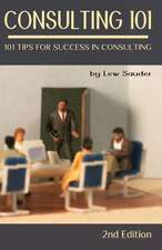 Consulting 101, 2nd Edition