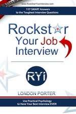 Rockstar Your Job Interview
