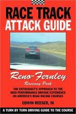 Race Track Attack Guide-Reno Fernley