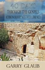 40 Days Through the Gospels