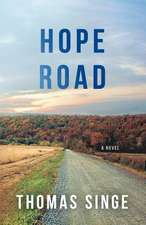 Hope Road:  A Novel of the Middle Ages