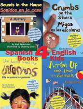 4 Spanish-English Books for Kids