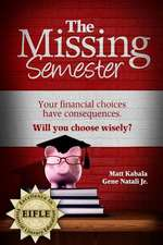 The Missing Semester