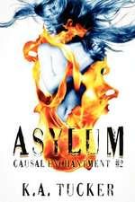 Asylum:  Causal Enchantment Series
