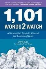 1,101 Words2watch