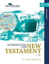 Introducing the New Testament - Leader's Guide