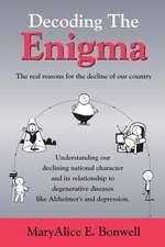 Decoding the Enigma