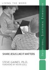 Share Jesus Like It Matters