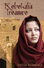 Rebekah's Treasure:  A Science Fiction Time Travel Thriller