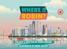 Where Is Robin? New York City