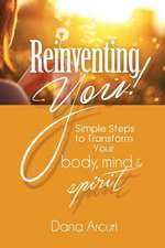 Reinventing You!