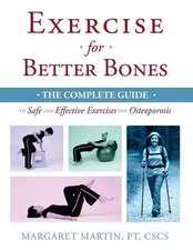 Exercise for Better Bones