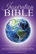 Inspiration Bible: The Unseen Force Transforming Lives Worldwide