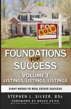Foundations for Success - Listings, Listings, Listings